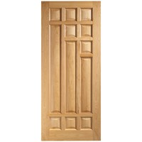 Deanta  HP10 Internal Oak Door