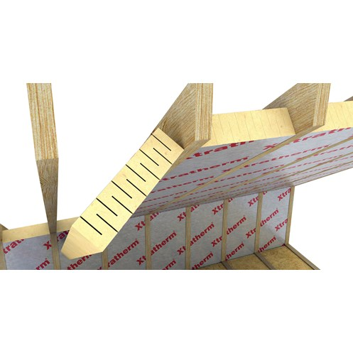 Xtratherm  Rafterloc Insulation