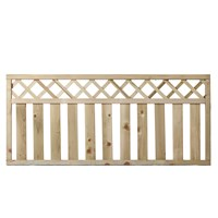 Independent Fencing  Deck Panel - 800 x 1800mm