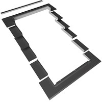 Fakro  ELV Slate Roof Flashing - 0-10mm