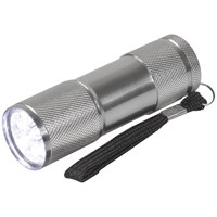 Ranex  LED Aluminium Torch - 88mm